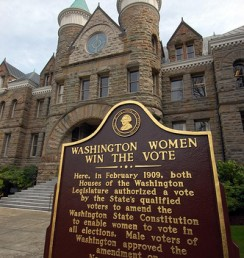 Washington Women Win the Vote
