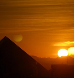 Sunrise(s) over Luxor
