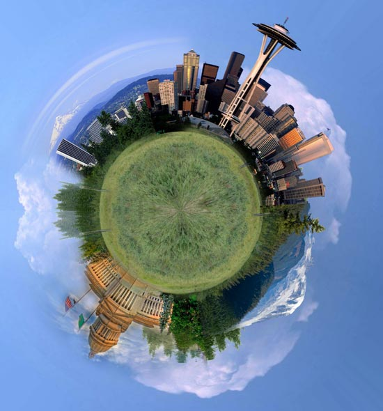 Planet Cascadia