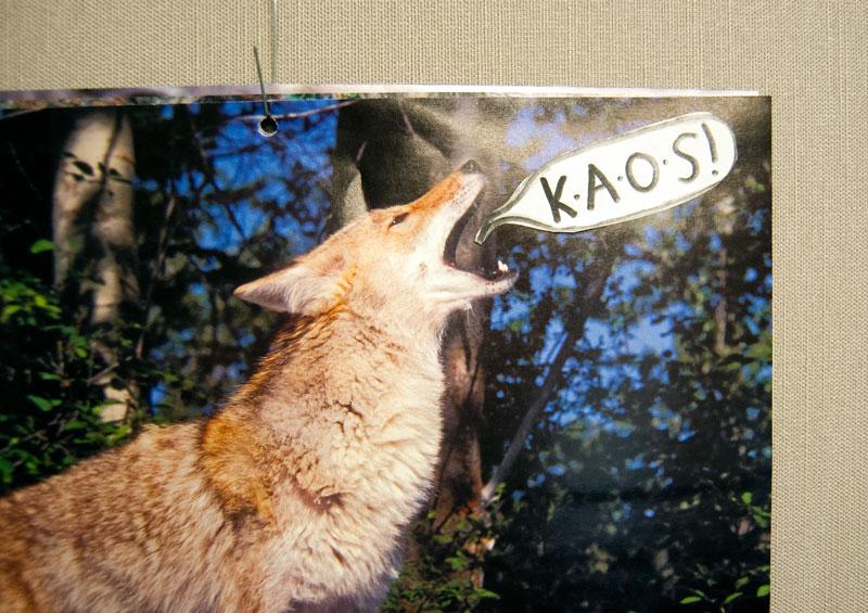 Howling for KAOS