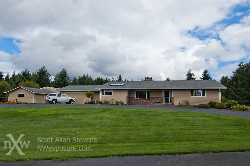 Real Estate Photography - Tenino Horse Property