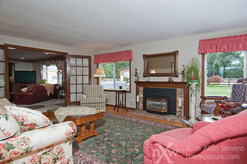 Real Estate Photography - Tenino Horse Property