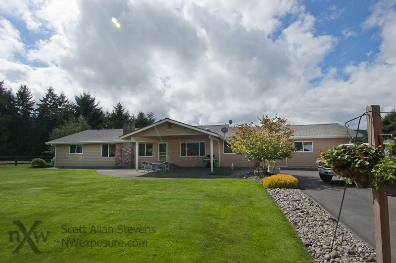 Tenino Horse property - Real Estate Photography by Scott Allan Stevens