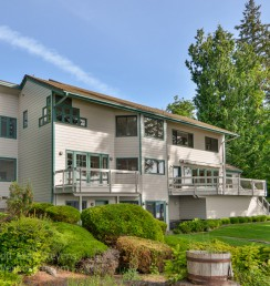 Puget Sound Waterfront Home