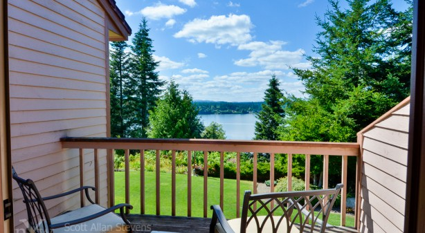 Waterfront Real Estate photography in Olympia Washington
