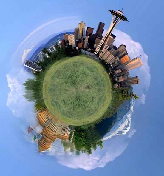 Planet-Cascadia