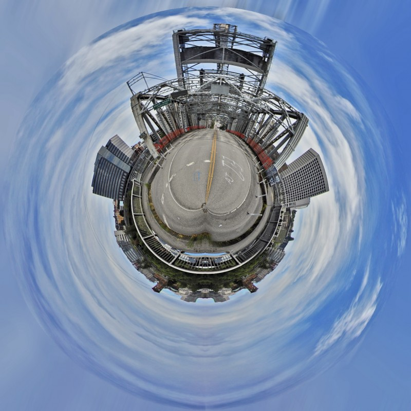 Planet Tacoma bridge