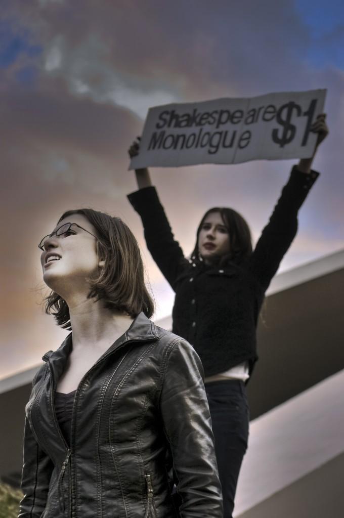 Shakespeare Monologue girls