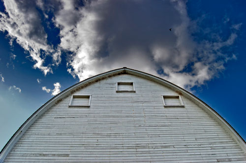 Barn at Nisqually NWR