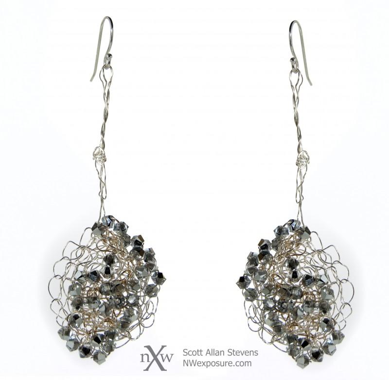 Earrings from Fair Portia