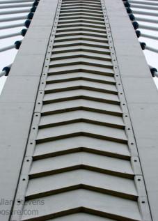 State Route 509 bridge in Tacoma, Washington