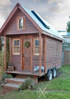Tumbleweed Tiny Home - Olympia WA