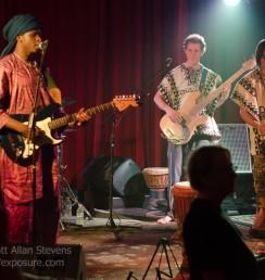 Dusu Mali Band Olympia Ballroom