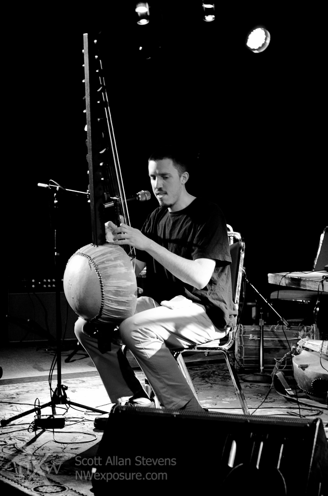 kora player Sean Gaskell