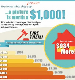 infographic real estate photography